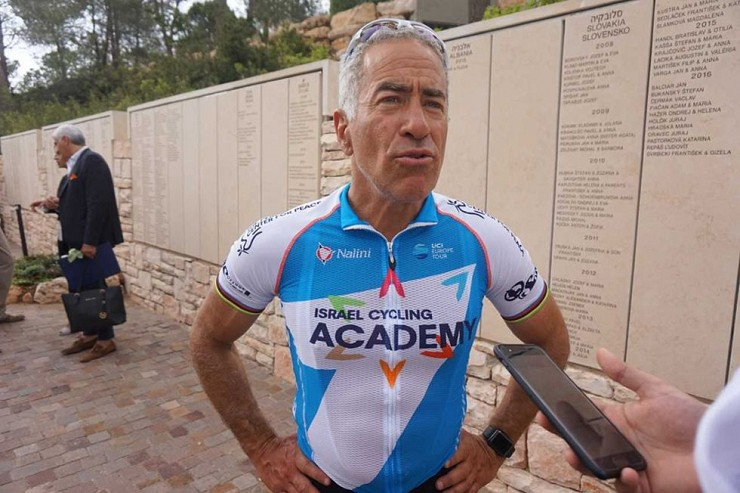 The Man Who Brought the Giro to Israel