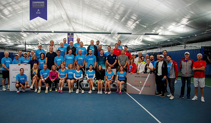 Annual Tennis Classic reaches new heights