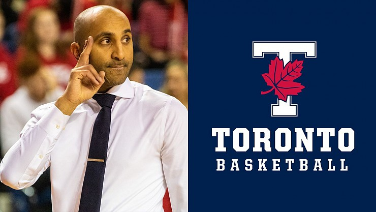 Blues Hoops Adds Trivedi to Coaching Staff