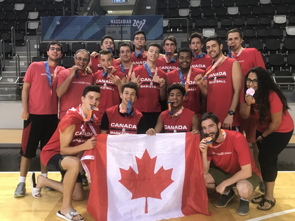 Supporting Maccabi Canada is supporting Financial Assistance for those who can't afford the Maccabiah Experience